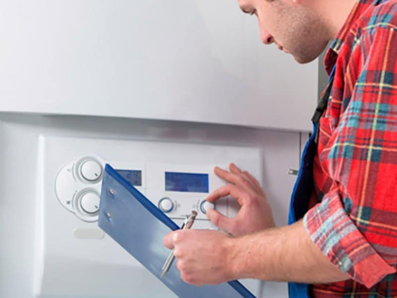 gas safety check for landlors glasgow edinburgh