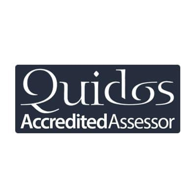 the certificate lab quidos accredited