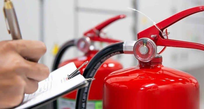 fire risk assessment livingston